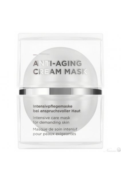 ANNEMARIE BÖRLIND ANTI AGING CREAM MASK
