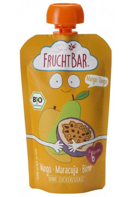 Fruchtbar Bio Fruchtpueree Mango Maracuja Birne facebook Shop 540x540