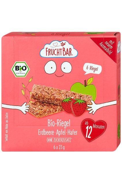 fruchtbar bio riegel erdbeere apfel und hafer erdbeere apfel und hafer 10043978 B P