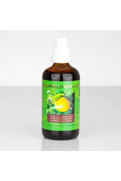 Extrakt z grapefruitových jadierok 800 BIO - 100 ml