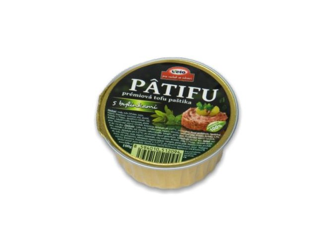 Nátierka Patifu s bylinkami - 100g