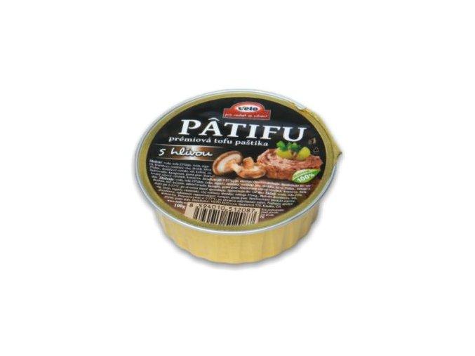 Nátierka Patifu s hlivou - 100g