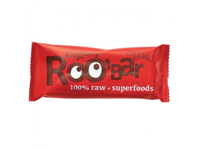 Roobar: goji + kokos  BIO / RAW - 30g