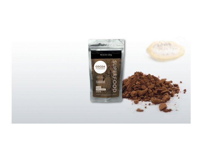 Kakaový prášok BIO RAW - 250g