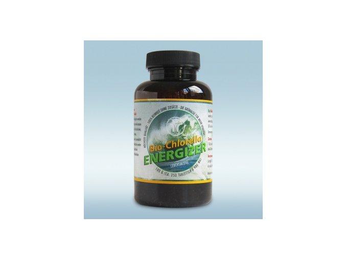 Chlorella BIO Pyrenoidosa - 250 tabliet (100g)