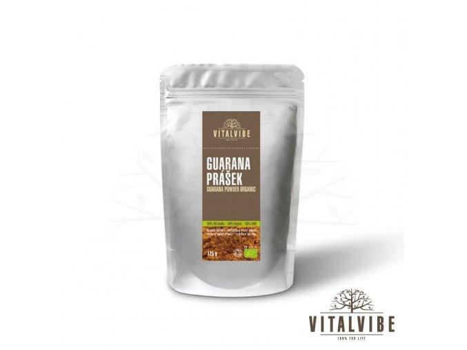 Guarana RAW  prášok - 125 g