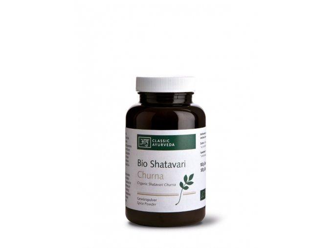 Shatavari (Šatavari) BIO prášok - 100g