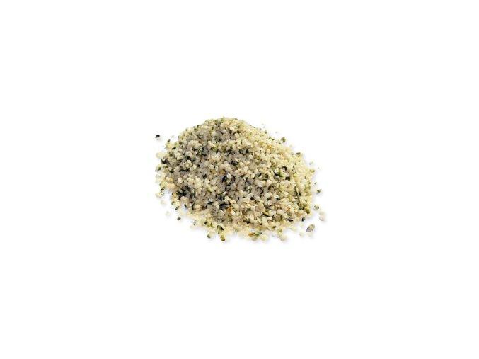 Konopné semienka lúpané BIO - 500 g