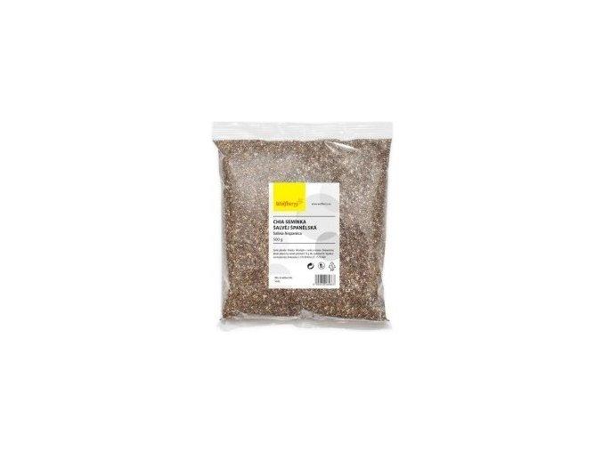 Chia semienka BIO - 500 g