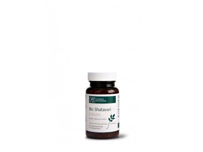 Shatavari Extrakt BIO, tabletky - 115 ks