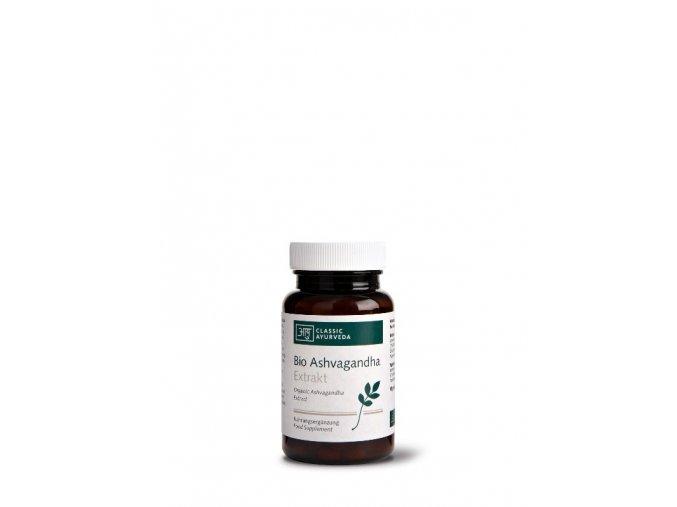 Ashwagandha Extrakt BIO, tabletky - 115 ks