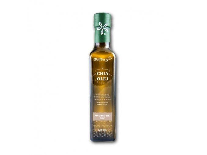 Chia olej - 250 ml