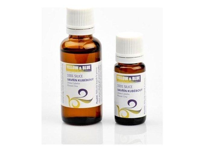 Silica vavrín kubébový (10 ml)
