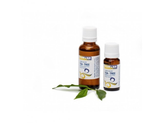 Silica tea-tree (10 ml)