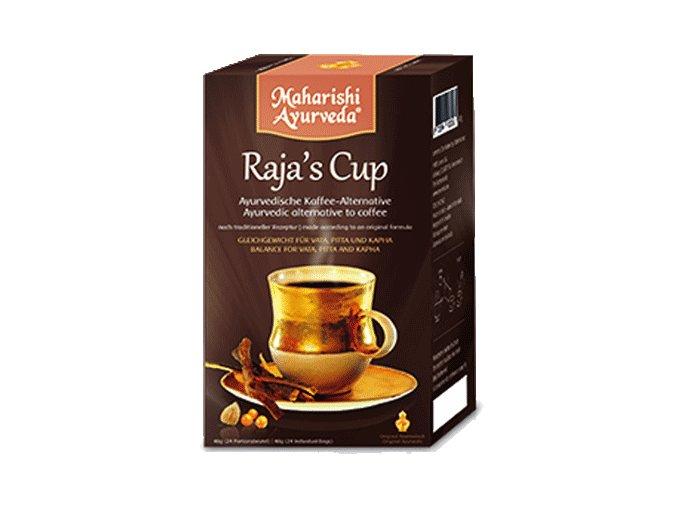 Raja's Cup Ajurvédska alternatíva kávy - 24 sáčkov
