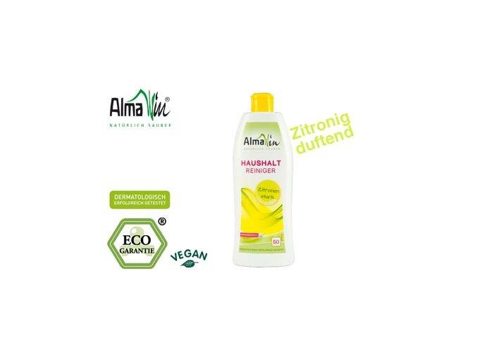 AlmaWin Univerzálny čistič citrónový - 500 ml