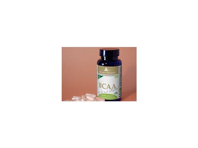 BCAA Aminokyseliny - 90 kapsúl