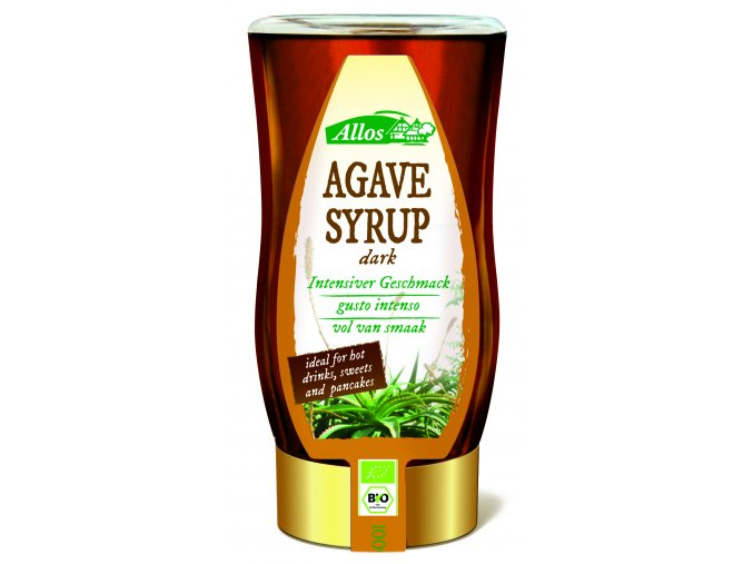 3007885 Agave Syrup dark 250ml large