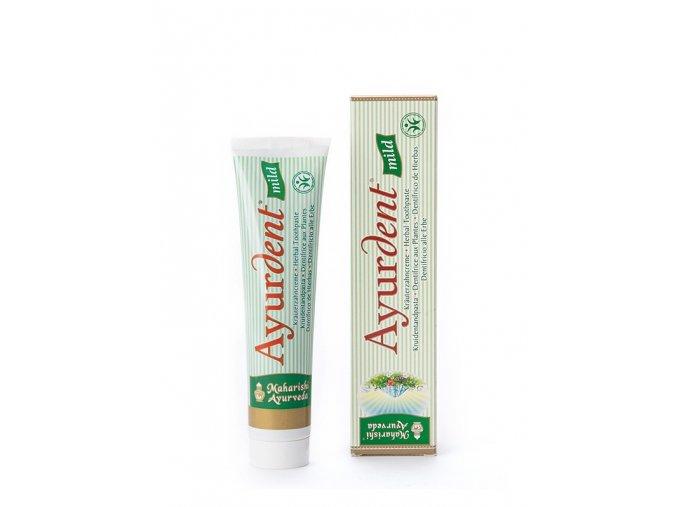 Ayurdent zubná pasta mild, 75 ml