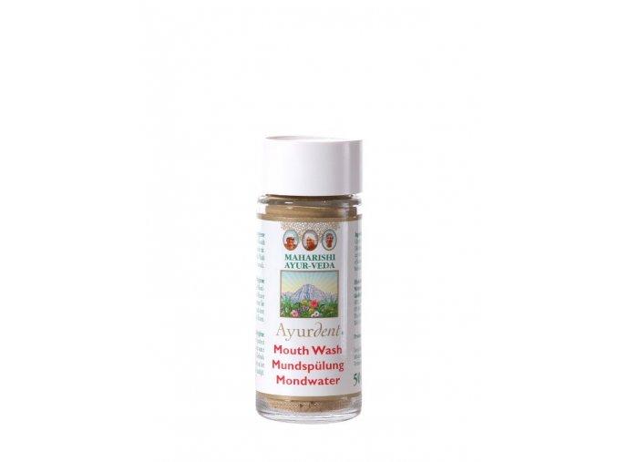 Ayurdent ústny čistiaci prášok, 50 g