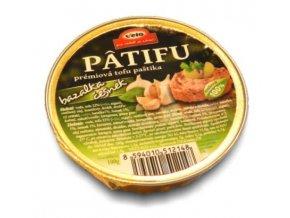 Nátierka Patifu s bazalkou a cesnakom - 100g