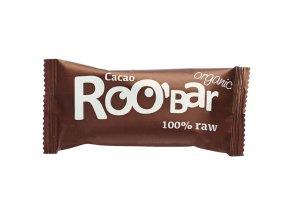 Roobar: nepražené kakao  BIO / RAW - 50g