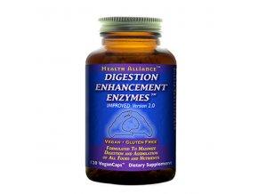 Enzýmy posilňujúce trávenie - 120 kapsulí