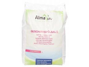 AlmaWin Soľ do umývačky riadu - 2000 g