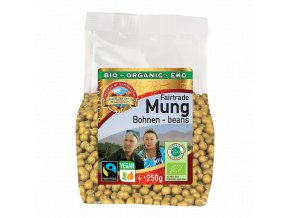 Pearls Mungo fazuľa BIO Fairtrade - 250g