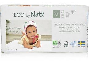 Plienky Naty Nature Babycare Mini 3-6 kg (34 ks)