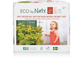 Plienky Naty Nature Babycare Maxi+ 9-20 kg (25 ks)