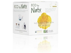 Vložky Naty Nature Womencare Nočné (10 ks)