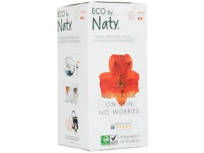 Slipové vložky Naty Nature Womencare Normal (32 ks)