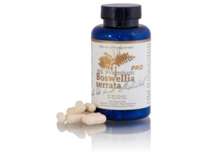 Boswellia 85 PRO Bioperine - 120 kapsúl
