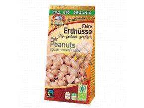 Pearls Arašidy pražené a solené BIO Fairtrade - 70g