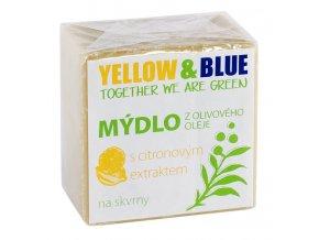 Olivové mydlo s citronovým extraktom 200 g
