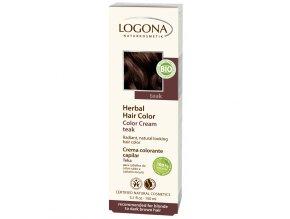 herbal hair color cream teak