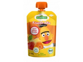 Quetsch Pack Frucht Mix Bert Apfel Mango Orange