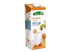 Allos Mandel Drink Naturell 1 l