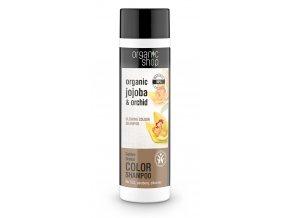Šampón Golden Orchid