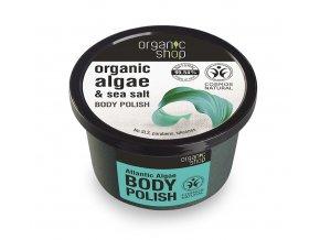 Telový peeling Atlantic Algae