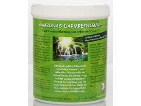 Amazonská detoxikácia tráviaceho traktu a pečene 840 kapsúl