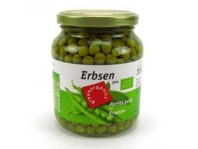green organics erbsen bio 350 g atg 215 g