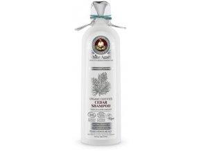 white agafia organic cedar shampoo 280 ml 882582 en