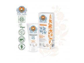 naturalny krem do twarzy na dzie 50 lat aktywne odmlodzenie white agafia 30 ml