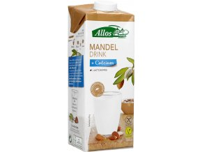Allos Mandel Drink plus Calcium 1 l