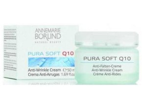 annemarie borlind pura soft q10 ranctalanito krem 50ml