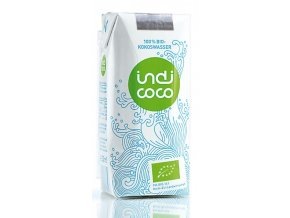Indi Coco Kokosová voda 100% BIO 330 ml - Pure