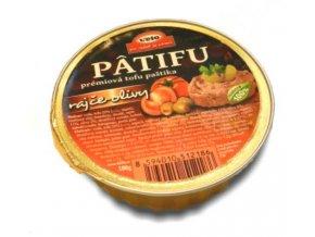 Nátierka Patifu paradajky + olivy - 100g