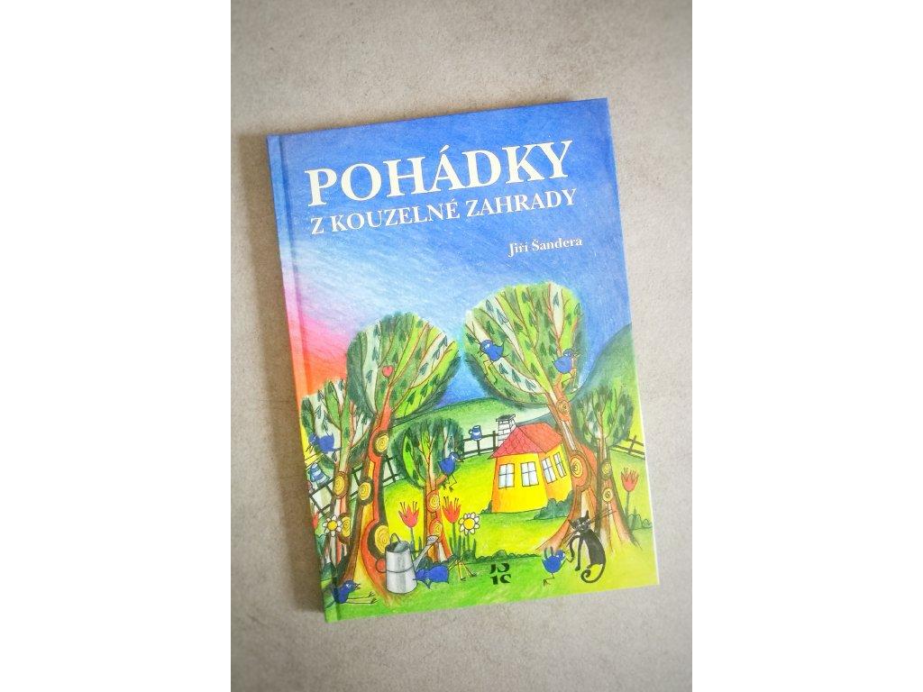 Dětská knížka - Pohádky z kouzelné zahrady